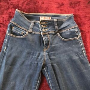 Wax jean used a few times but washed like new